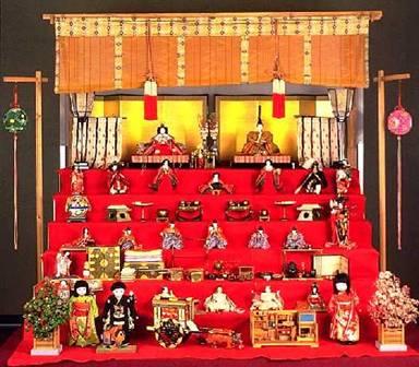 Myjapanphone Japanese Doll S Festival